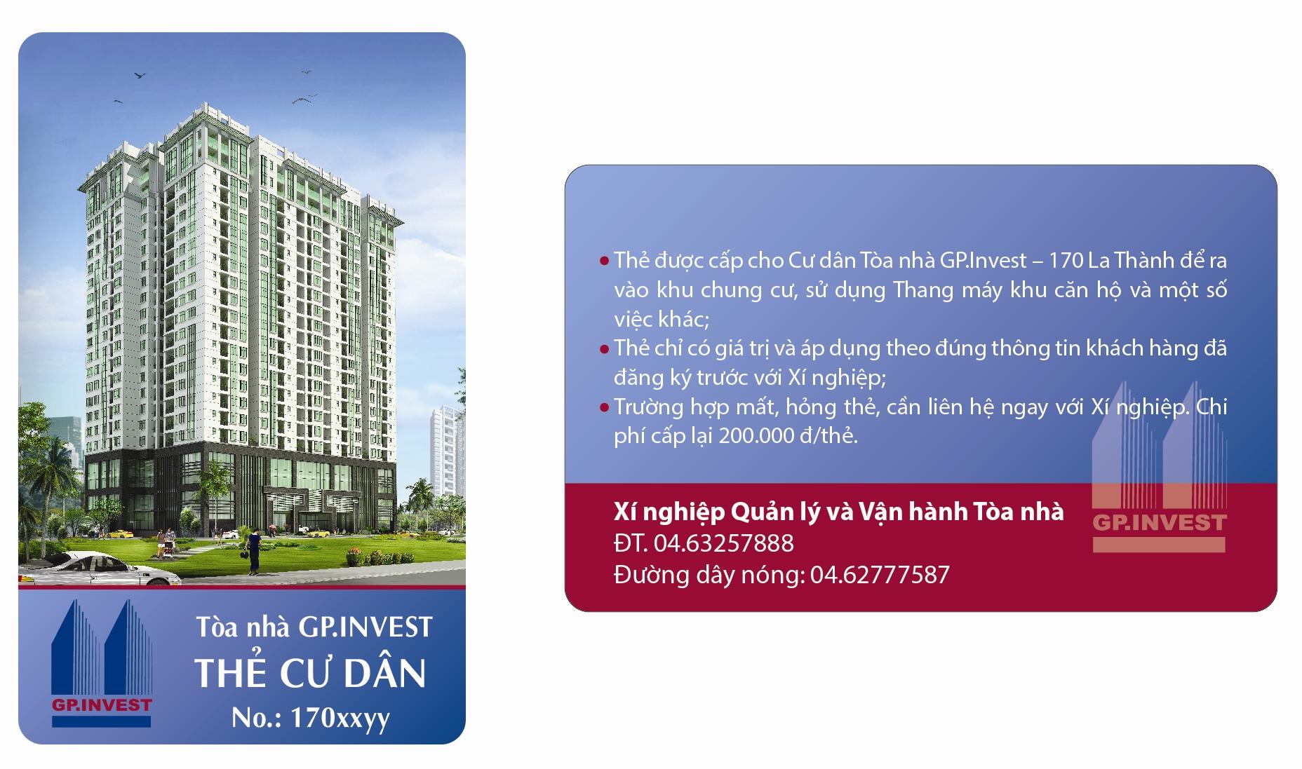 <strong>Lắp đặt Thẻ từ thang máy tòa nhà chung cư</strong>